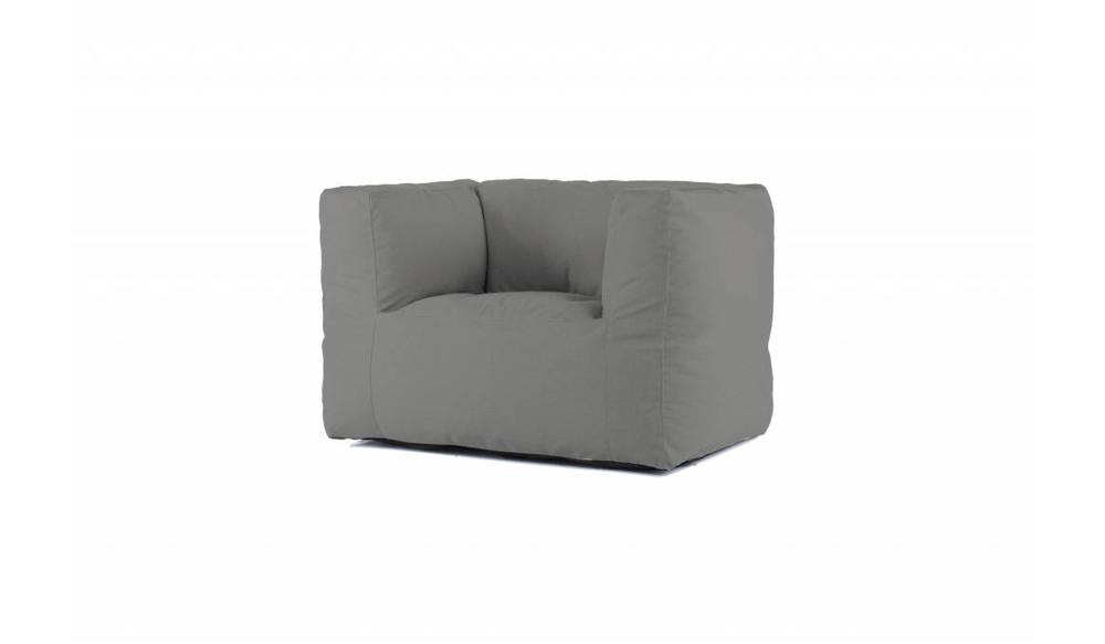 Bryck | Loungestoel | Donker Grijs