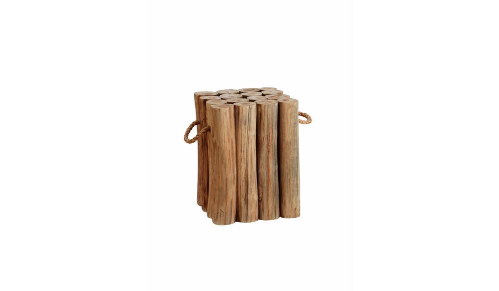 Twiggy loungetafel | 35x35 cm