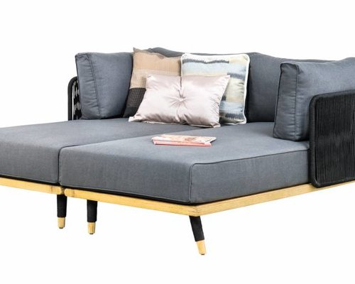 Delphi loungeset 5 | Daybed