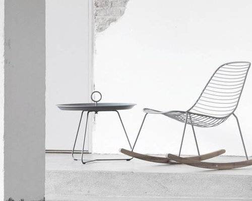 Sketch schommelstoel