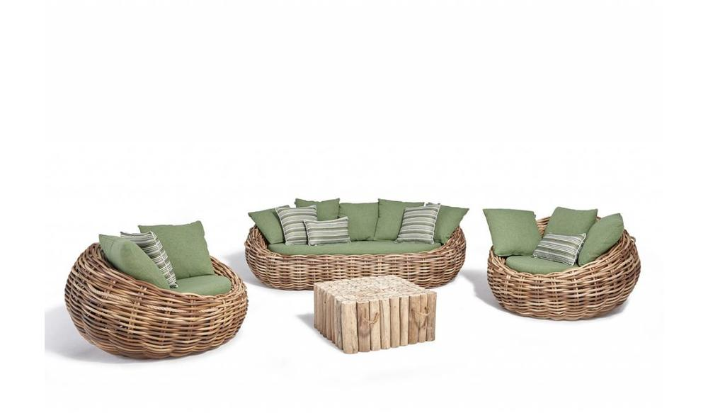 Cocoon Loungeset | Opstelling 2