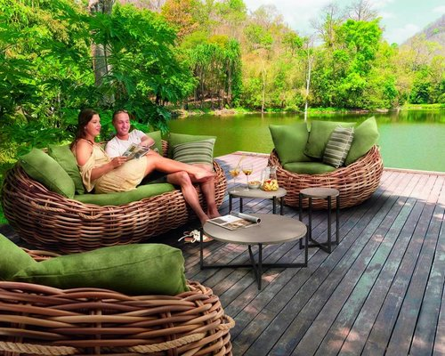 Cocoon Loungeset | Opstelling 1