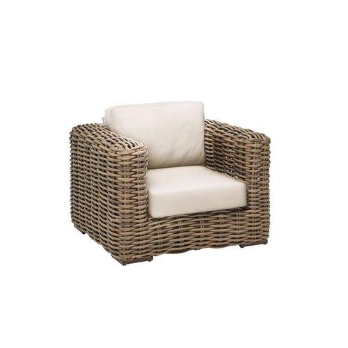 Apple Bee tuinmeubelen Elements XL Loungestoel