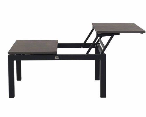 Pebble Beach salontafel | Lichtgewicht beton