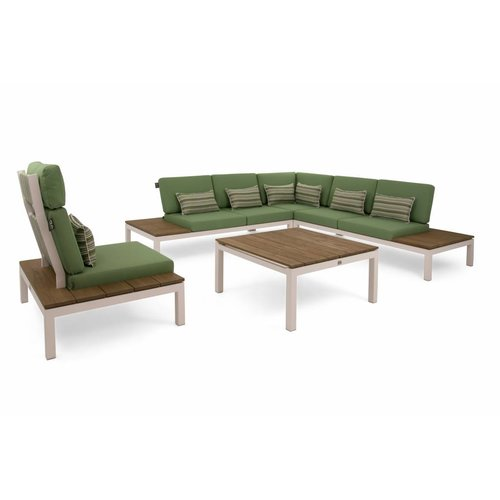 Apple Bee tuinmeubelen Forest breeze loungeset