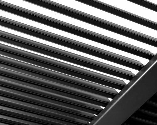 Maranza  | Terrasoverkapping | Mat grijs | 540x350x230