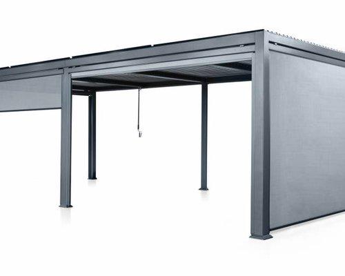 Maranza gordijnen | Mat Royal Grey | 340 cm