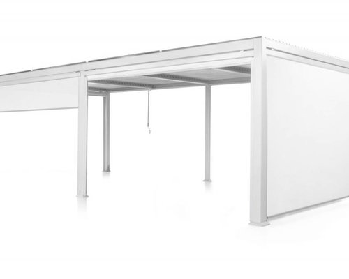 Maranza gordijnen | Wit | 250 cm
