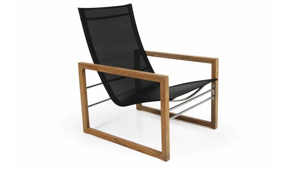 Vevi lounge stoel