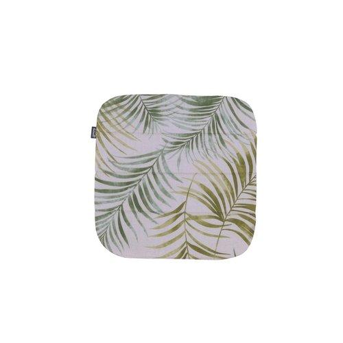 Hartman tuinkussens Tuinkussen Belize Green - Zitkussen Sophie - 40 x 40 cm