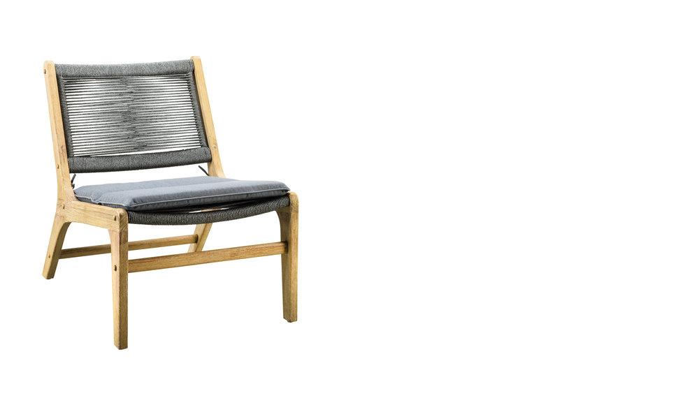 Itea | loungestoel | zitkussen