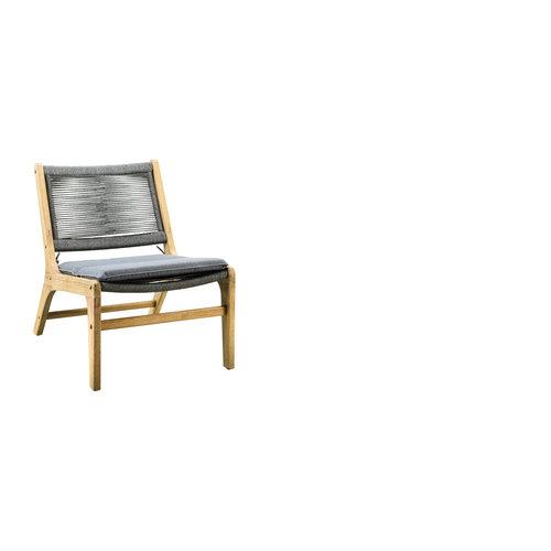 SUNS tuinmeubelen Itea | loungestoel | zitkussen