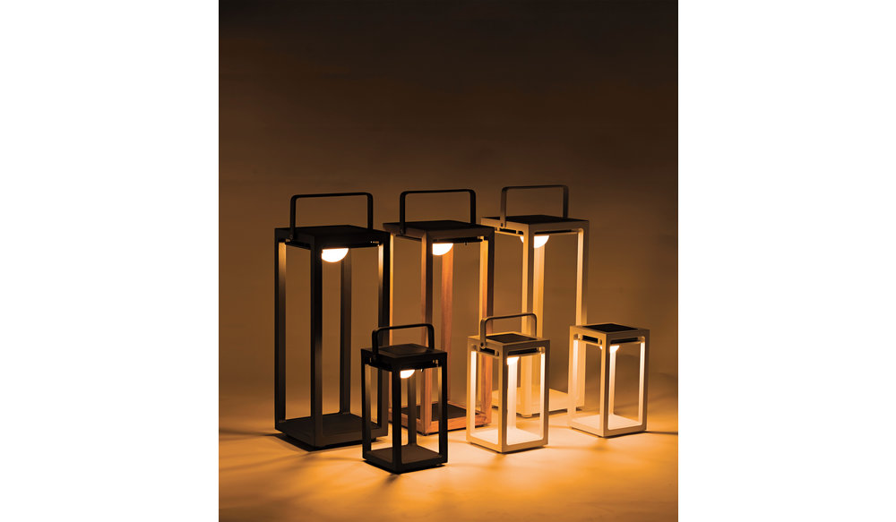 Tom | Lamp M | Mat Wit