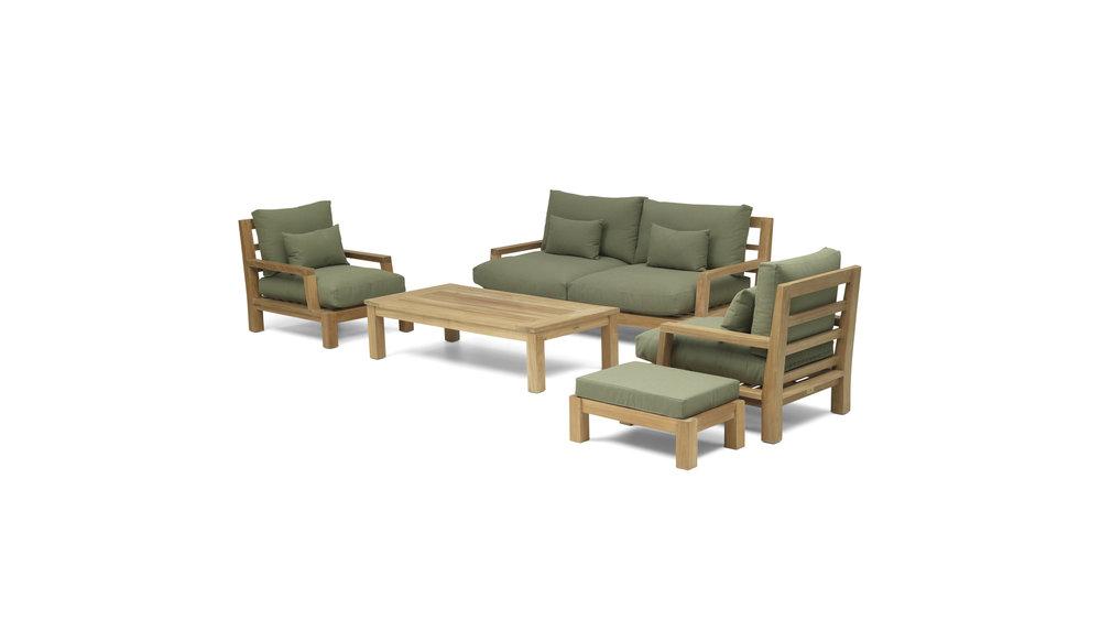 Loungestoel Day Lounge | Type plof
