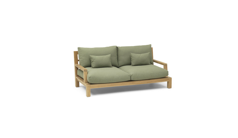 Lounge bank Day lounge | Type plof kussen
