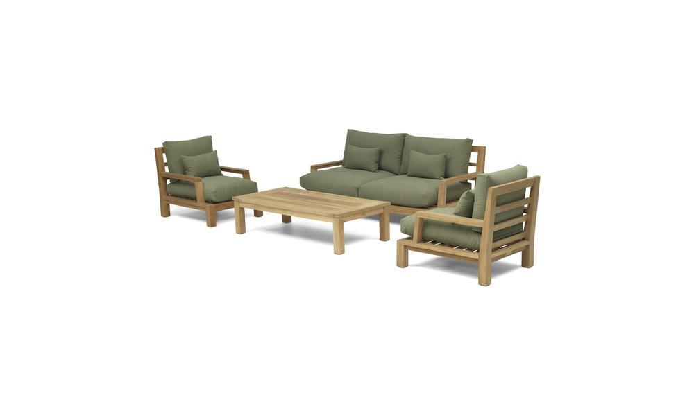Daylounge loungeset | Opstelling 3