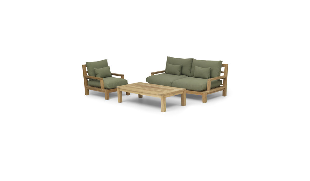 James salontafel | 160 x 80 cm
