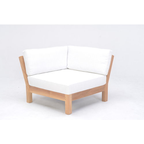 Wolfwood tuinmeubelen Coffee Bay Lounge | Hoek module