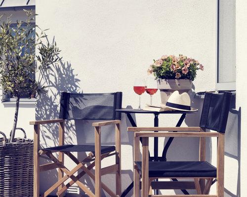 Tuinset | Noosa tuintafel 240 met regisseurs stoelen