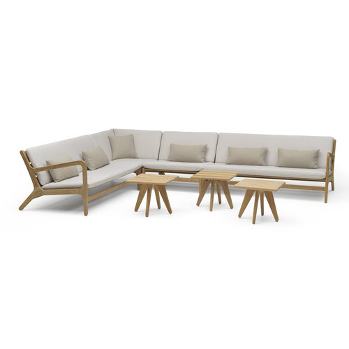 Wolfwood Norden loungeset | Opstelling 1