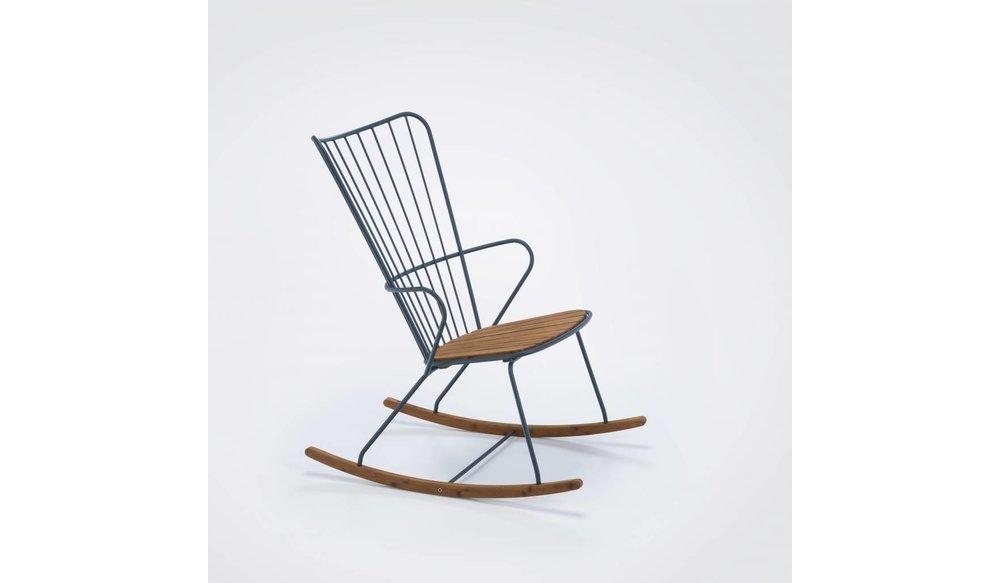 Paon schommelstoel Midnight Blue