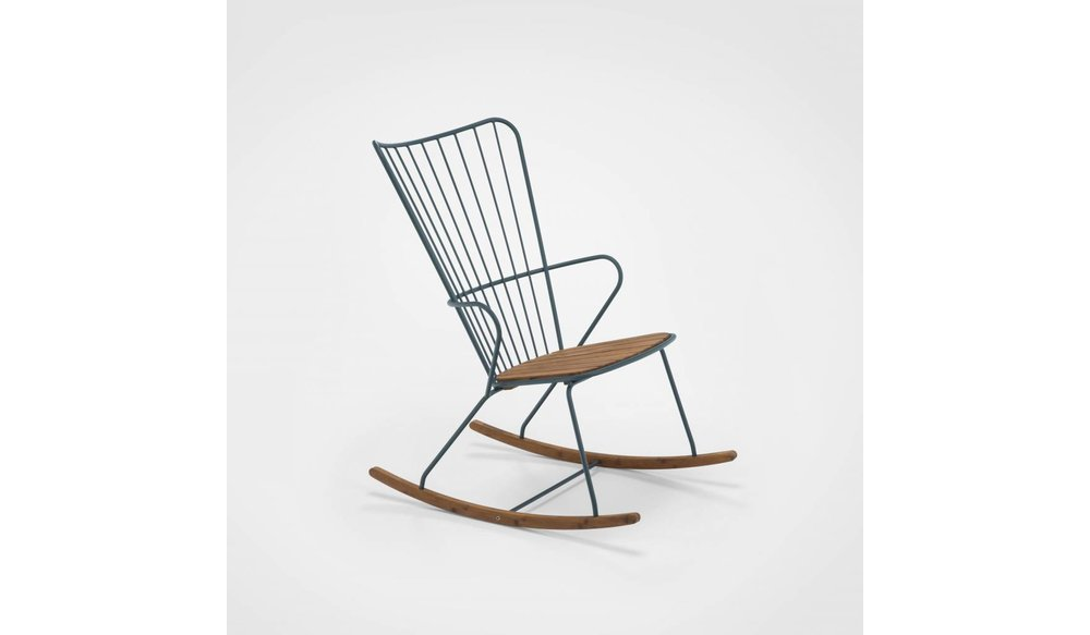 Paon schommelstoel Pine Green