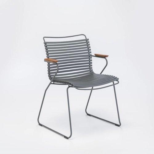 HOUE Click tuinstoel - Dark Grey