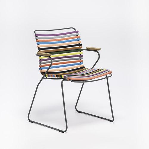 HOUE Click tuinstoel | Multi color 1