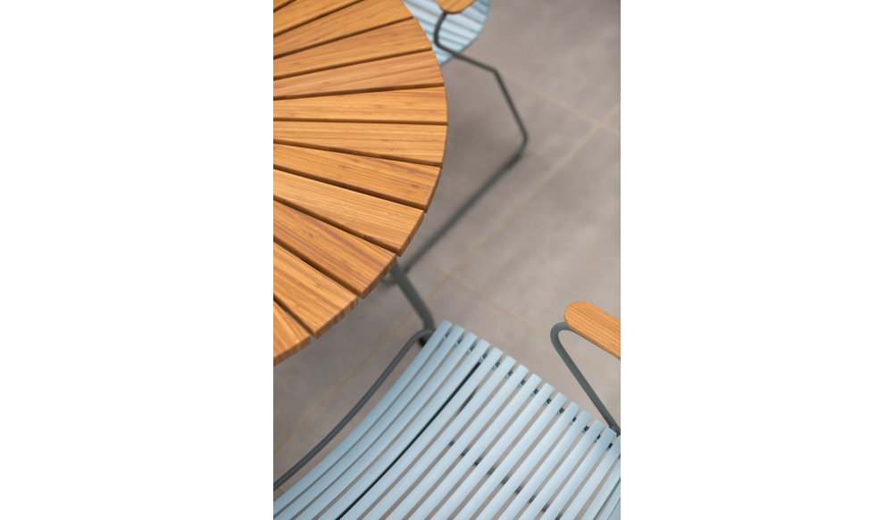 Click tuinstoel | Pigeon blue