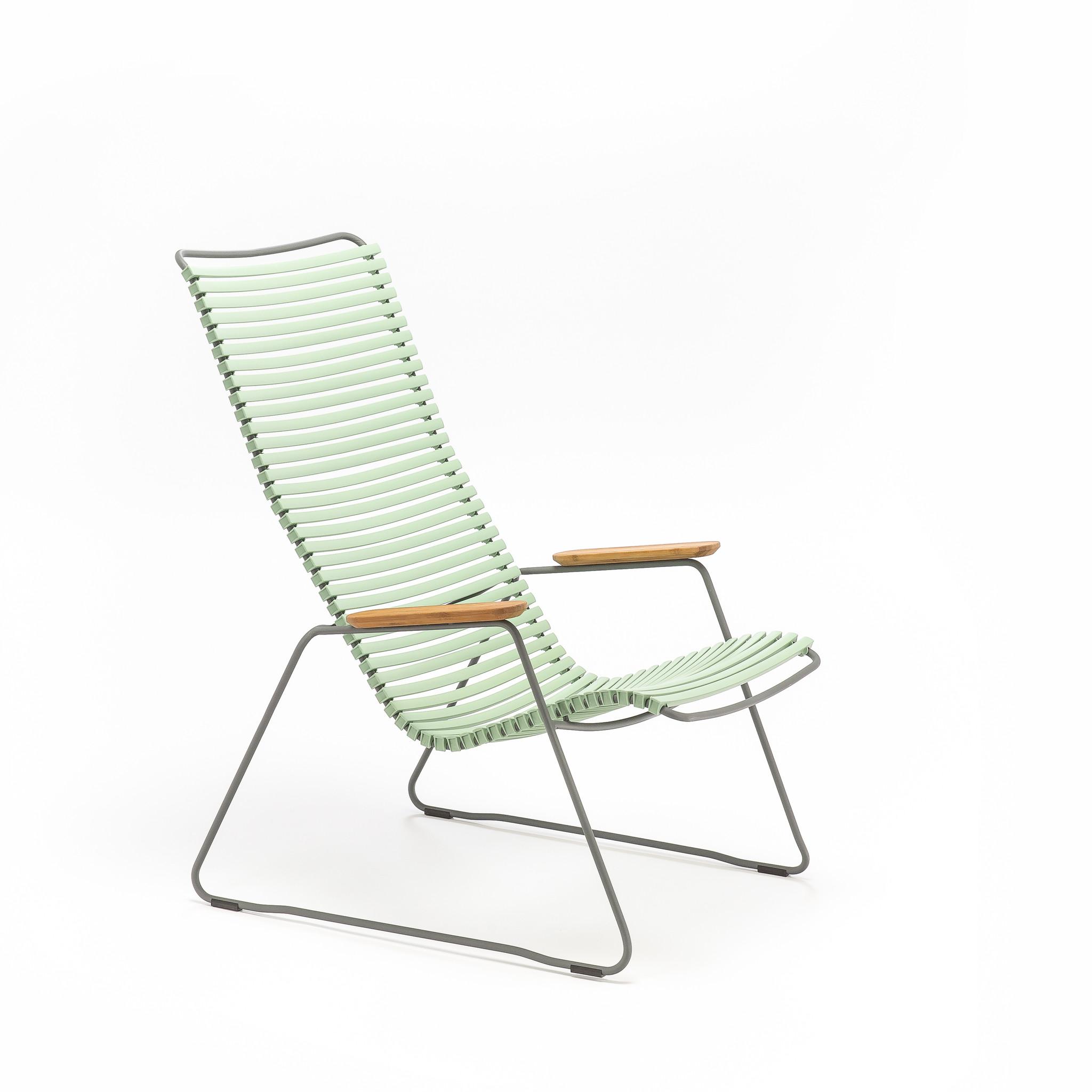 HOUE Click loungestoel   Dusty Green