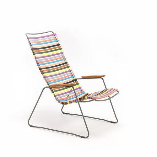 HOUE tuinmeubelen Click loungestoel | Multi Color 1