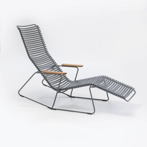 HOUE tuinmeubelen Click sunrocker | Dark Grey