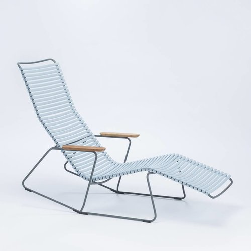 HOUE tuinmeubelen Click sunrocker | Dusty Blue