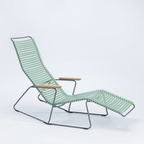 HOUE tuinmeubelen Click sunrocker | Dusty Green