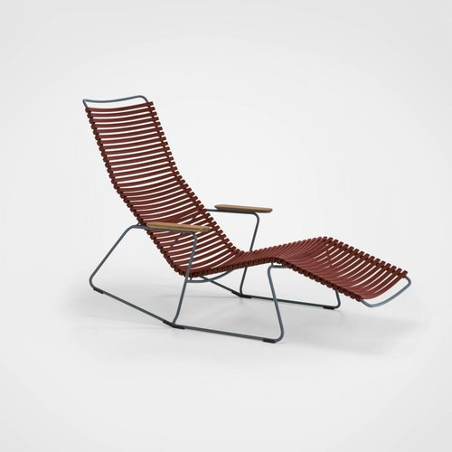 HOUE tuinmeubelen Click sunrocker | Paprika Red