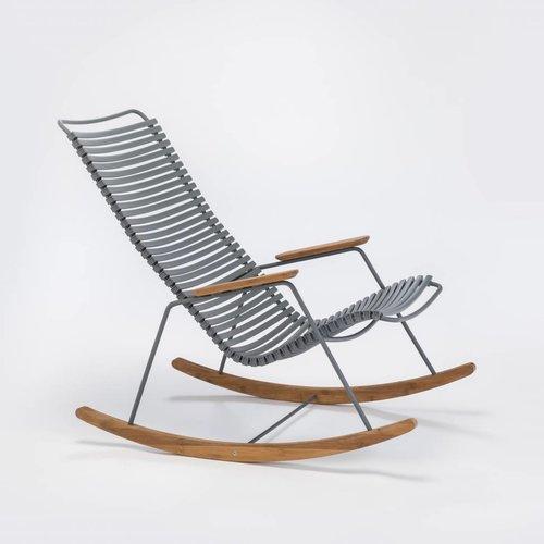 HOUE tuinmeubelen Click schommelstoel | Dark Grey