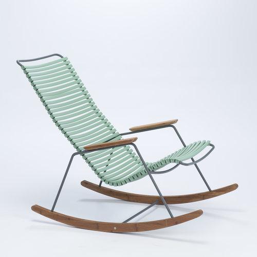 HOUE tuinmeubelen Click schommelstoel | Dusty Green
