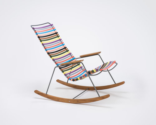 Click schommelstoel | Multi Color 1