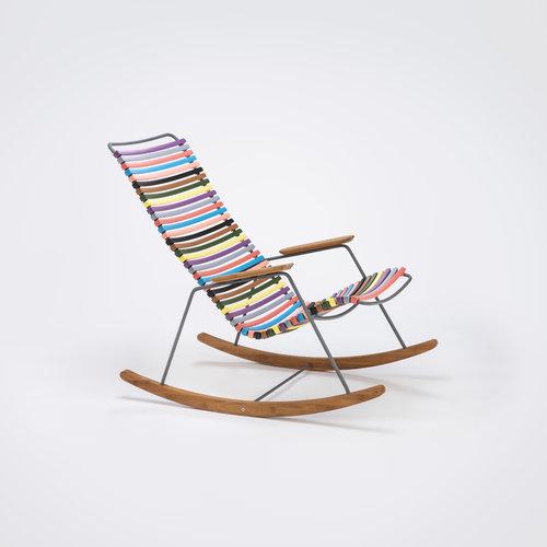 HOUE tuinmeubelen Click schommelstoel | Multi Color 1