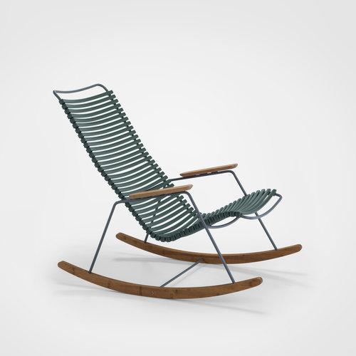 HOUE tuinmeubelen Click schommelstoel | Pine Green