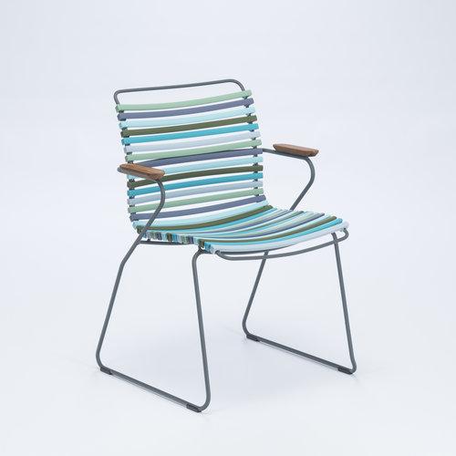 HOUE Click tuinstoel | Multi color 2