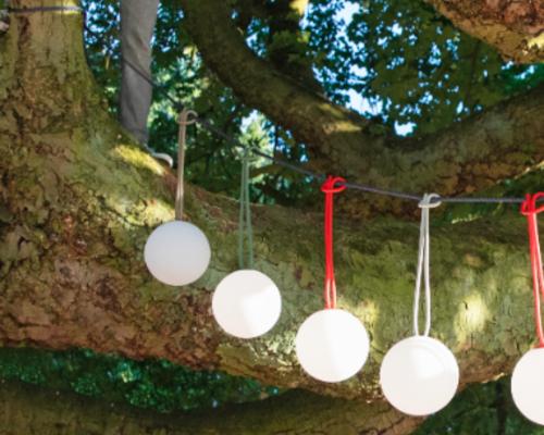 Bolleke hanglamp | Grijs