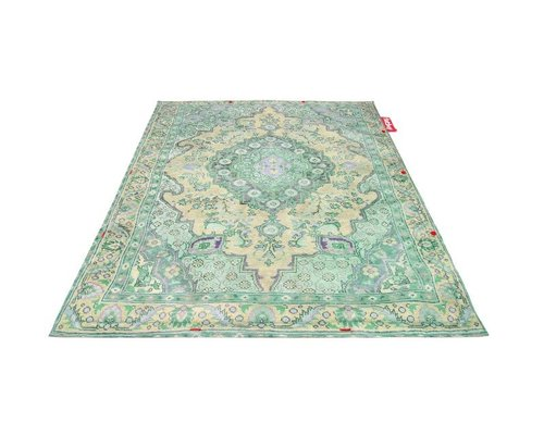 Non-Flying Carpet buiten vloerkleed | Big Persian Yellow