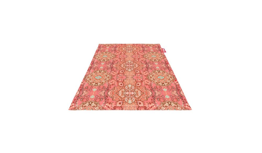 Non-Flying Carpet buiten vloerkleed | Big Persian Lime