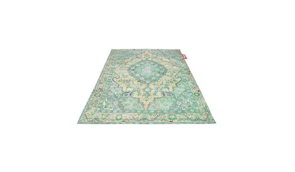 Non-Flying Carpet buiten vloerkleed | Small Persian Lime
