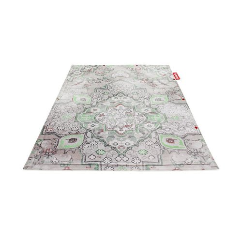 Fatboy Non-Flying Carpet buiten vloerkleed | Big Persian Lime