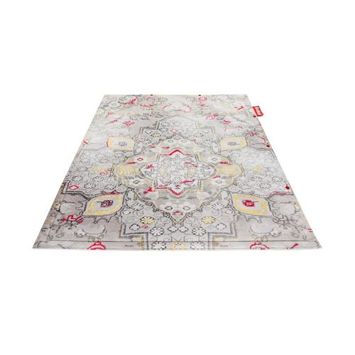 Fatboy Non-Flying Carpet buiten vloerkleed | Big Persian Yellow