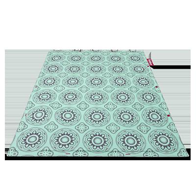 Fatboy Non-Flying Carpet buiten vloerkleed | Casablanca Turquoise