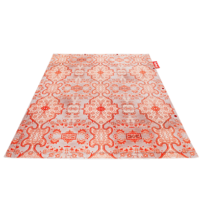 Fatboy Non-Flying Carpet buiten vloerkleed | Small Persian Orange