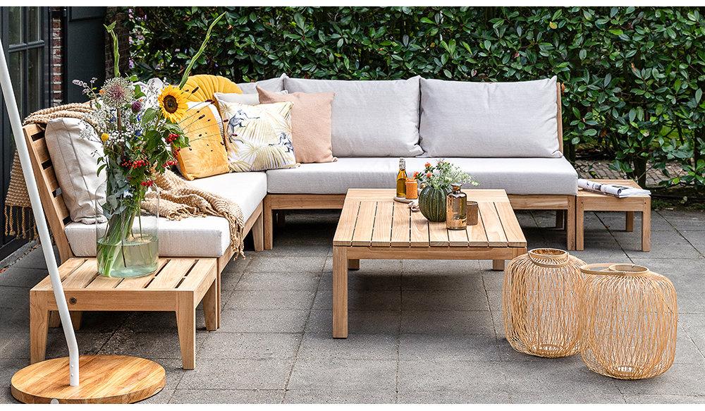 Porto lounge-dining set | Opstelling 1